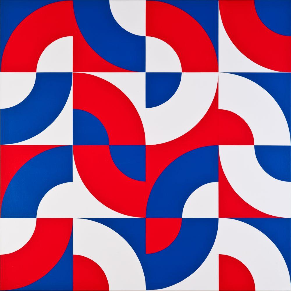 o.T., 2008, 120x120